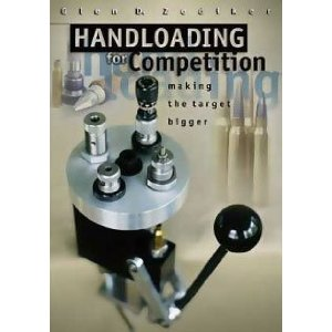 handloading for competition by glen zediker review