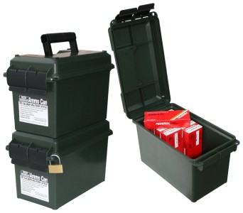 MTM ammo case review